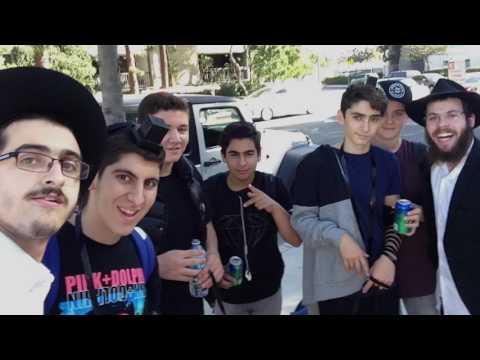 A Regular Friday at Beverly Hills High School