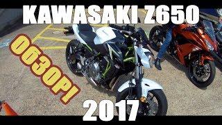 обзор: 2017 Kawasaki Z650  Кавасаки З650 Обзор новинки 2017 года!