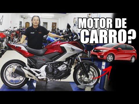 China com NC 750X e Motor de FIT?! - MOTO.com.br