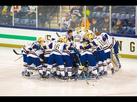 College Hockey Pump Up 2017-18