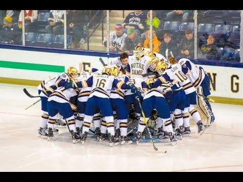 College Hockey Pump Up 2017-18
