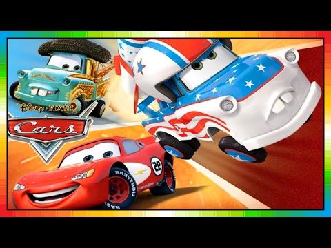 Cars Toon - ESPAÑOL - Tall Tales de Mater - Car Toons - pelicula cars cars juegos - Mate (Videogame)