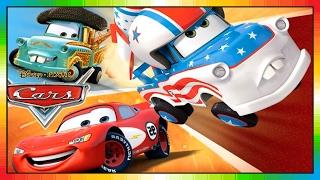 Cars Toon - ESPAÑOL - Tall Tales de Mater - Car Toons - pelicula cars cars juegos - Mate (Videogame) thumbnail