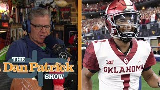 Russell Wilson thinks Kyler Murray will be special | The Dan Patrick Show | NBC Sports