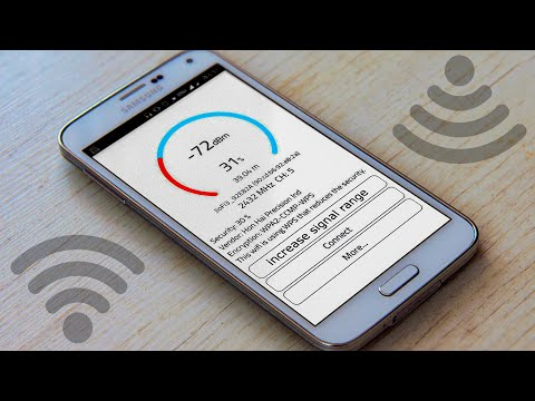 Increase WiFi Signal Range On Android 2019