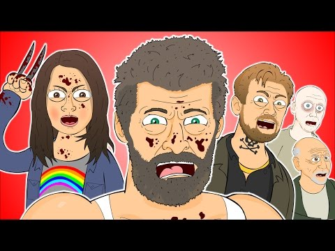 Thumbnail: ♪ LOGAN THE MUSICAL - Animated Parody Song