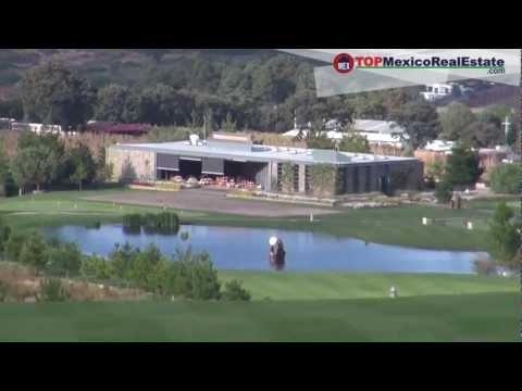 Altozano Golf Course Community Video Tour - Morelia Real Estate - TOPMexicoRealEstate.com