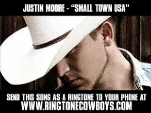 Justin Moore - Small Town USA [New Video + Download]