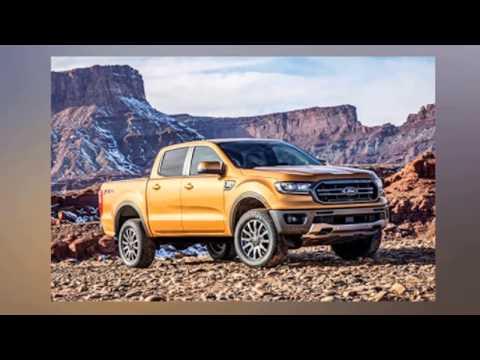 2019 Ford Ranger FX4 – First Walkaround!