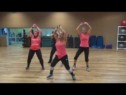 Jump, Major Lazer (feat) Busy Signal, Choreo by Natalie Haskell for Dance Fitness