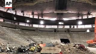 Construction on Seattle NHL arena delayed