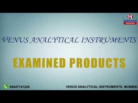 Laboratory & Analytical Instruments By Venus Analytical Instruments, Mumbai