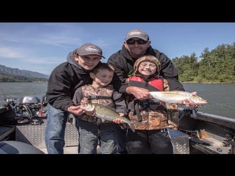 Lower Columbia River Salmon & Shad