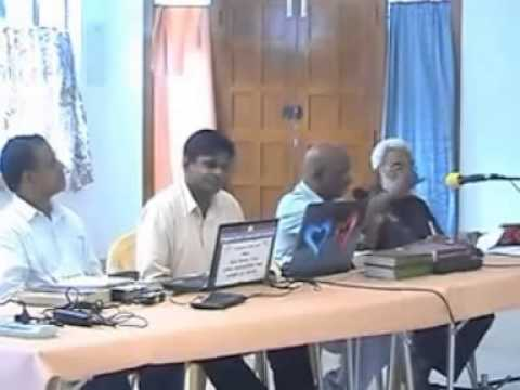 Christian Pastors and  Muslim Bros. Debate - Tamil Christian Message