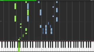 Ghostbusters - Theme Piano Tutorial (100% Speed)