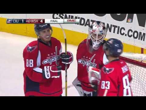 Washington Capitals win the NHL President