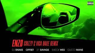 Dj Snake - Enzo (Grizzy &amp Viga Baile Remix)