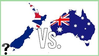 What If Australia Invaded New Zealand?