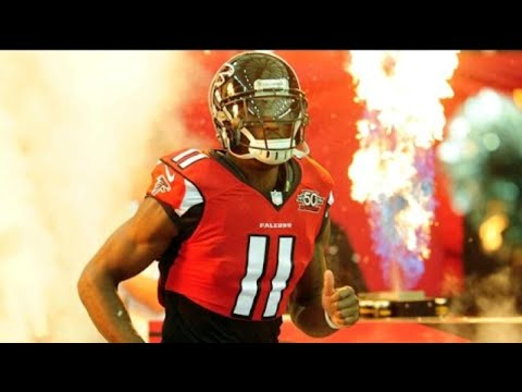 Julio Jones Mix ||Iced Out My Arms||HD