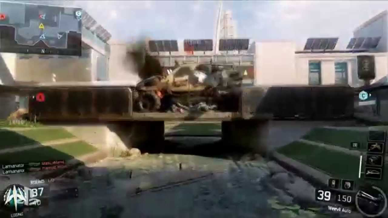 Call of Duty: Black Ops 3 - Gameplay coop y multijugador - E3 2015