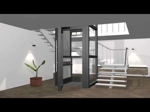 aufzug im privathaus kosten wohn design. Black Bedroom Furniture Sets. Home Design Ideas