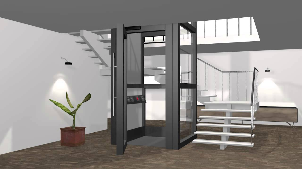 Homelift - Garaventa Lift - Das Treppenlift Unternehmen - Youtube