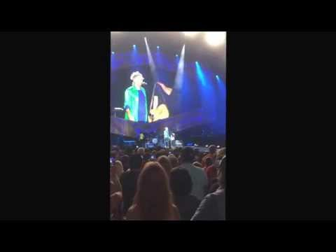 The Rolling Stones - Dallas - Keith Richards Bobby Keys tribute