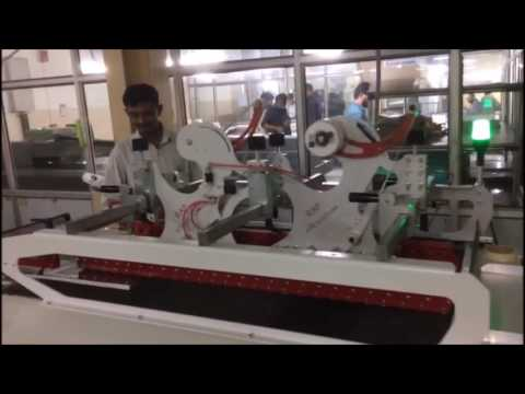 Double sided tape machine , Folder Gluer machine , Envelopes maker machine