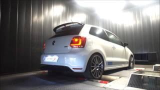 Reprogrammation moteur Volkswagen Polo WRC ShifTech