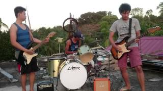 Yakap sa dilim - orange and lemons ( cover by USB)