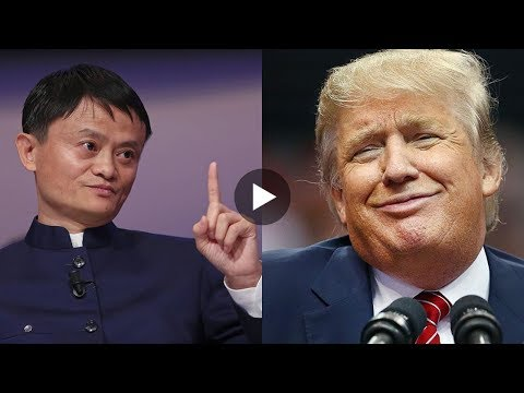 Jack Ma - China's Top Billionaire explains how US suicided their economy (2017)