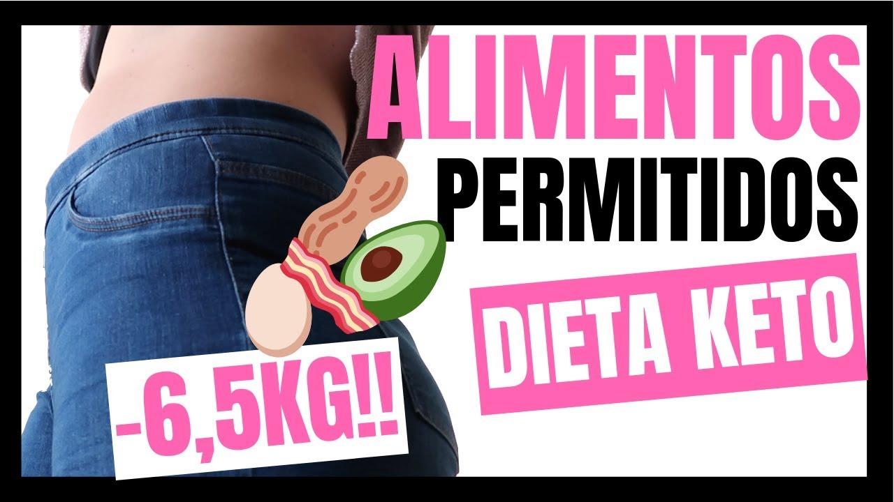 alimentos permitidos en dieta cetogenica