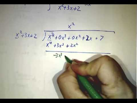 Partial fractions iii long division youtube partial fractions iii long division ccuart Images