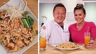 How to Make Pad Thai With Jet Tila | Asian Recipes | POPSUGAR Cookbook