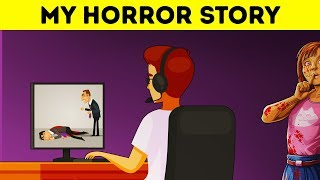 Computer Game Gone Wrong. My Horror Story That'll Chill Your Blood