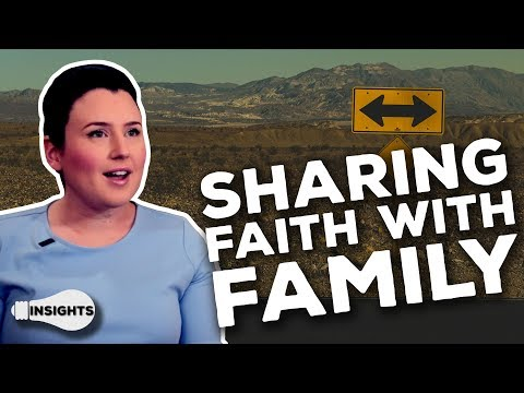 Sharing Your Conversion With Loved Ones - Alexandra Kogan