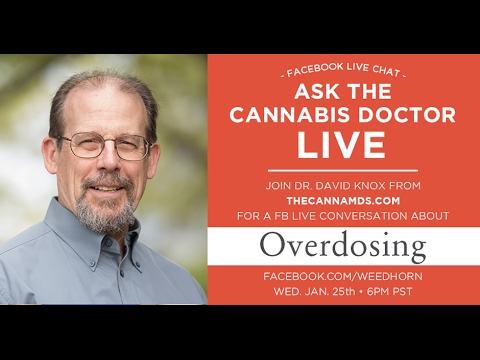 Overdosing and Cannabis