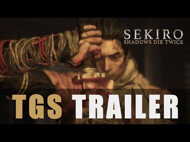 English Tgs Sekiro Shadows Die Twice Tokyo Game Show Trailer 2018
