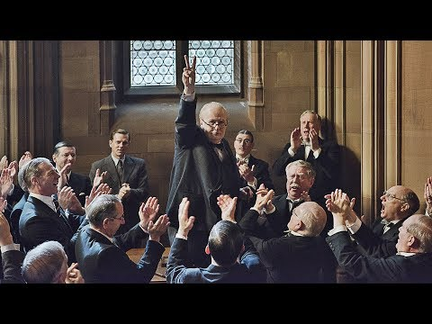 'Darkest Hour' Official Trailer (2017) | Gary Oldman, Lily James