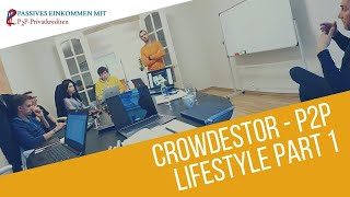 Crowdestor - P2P Lifestyle Part 1
