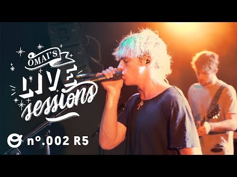 R5 (HURTS GOOD) - Omai's Live Sessions