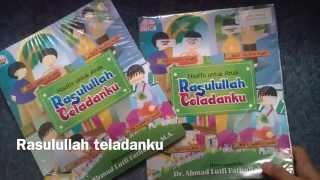 Buku Cerita Anak Muslim: Buku Hadits Pendek untuk Anak (Review Buku Anak)