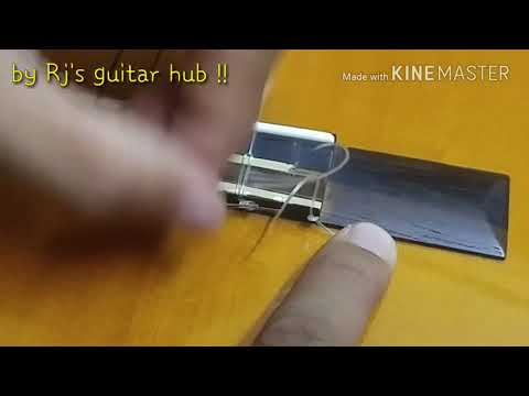 how-to-install-new-strings-on-a-classical-guitar