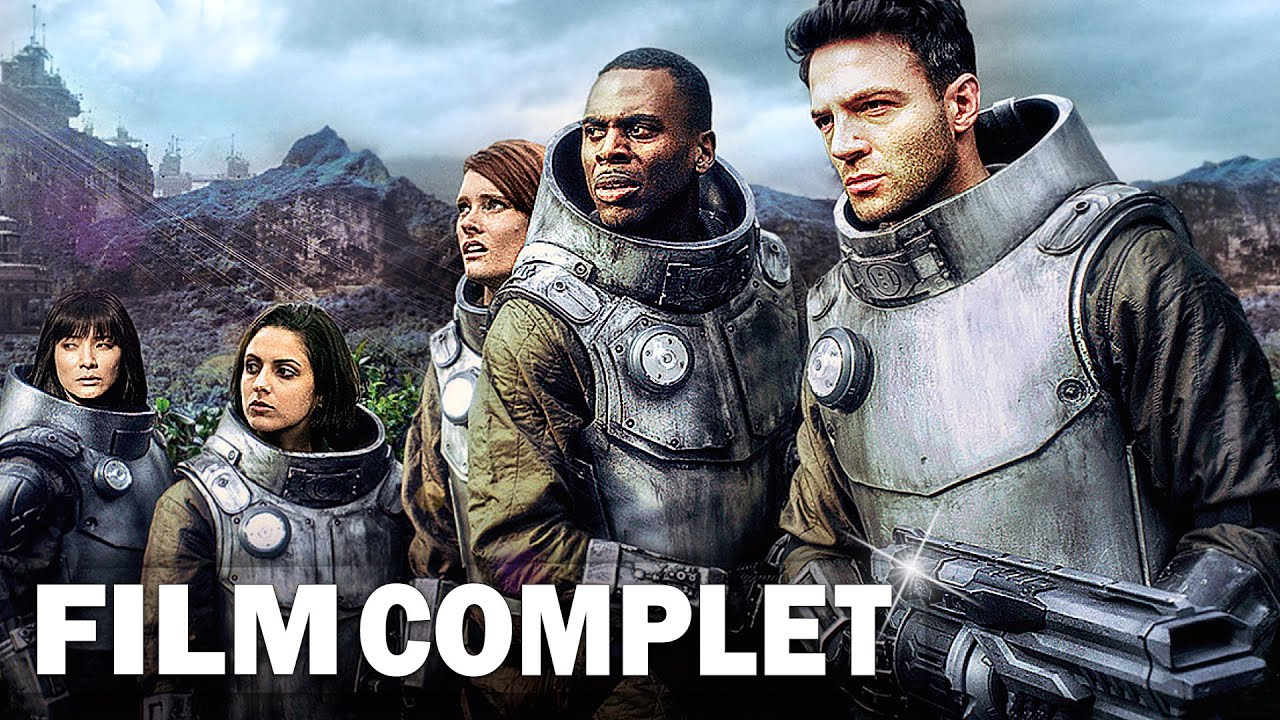Alien Armageddon Film HD en Français