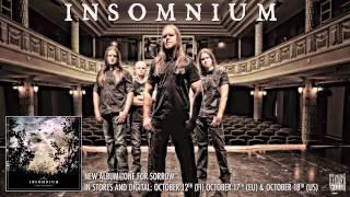 INSOMNIUM - Unsung (OFFICIAL ALBUM TRACK)