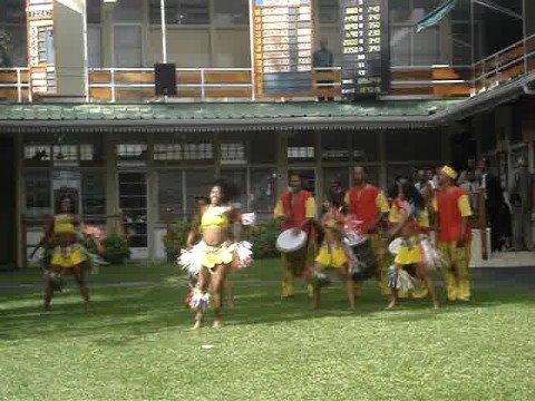 Mauritius Kanasuc african show by Group Kanasuc(part 2)