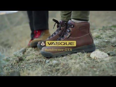 605688d808d Sundowner GTX from Vasque - YouTube