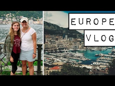 Europe Travel VLOG - Switzerland, Italy, France, Spain