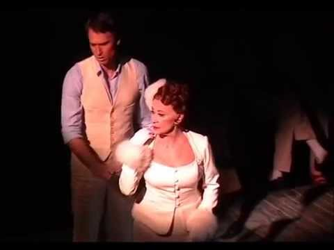 """Chita Rivera and George Hearn sing """"You, You, You"""" from THE VISIT"""
