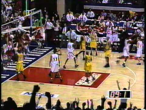 WKU vs. Michigan (1995 NCAA Tournament)
